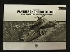 Panther on the Battlefield - World War Two Photobook Series Vol. 6 - 103 BW phot