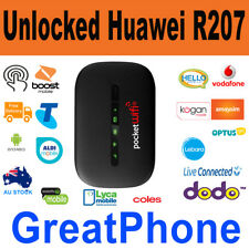 New Unlocked Huawei R207 3G Pocket WiFi  + 4GB data - Unlocked to *All Network*