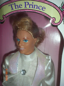 1993 Disney Beauty & The Beast The Prince Wedding Doll, Mattel #10910 NRFB