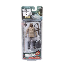 The Walking Dead TV Series 8 MORGAN JONES Action Figure McFarlane AMC Zombie