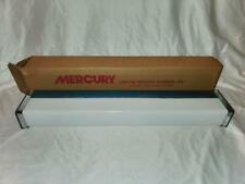 Mid Century Modern Chrome Vanity Light Mercury Lighting Products MP5-120