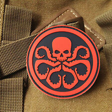 Evil Red Hydra Agents of S.H.I.E.L.D. Patch USA Army Morale Badge PATCH