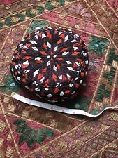 Old Central Asia, Turkmen, China, tribal man's hat, cap