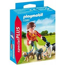 Playmobil 5380 Dog Puppy Sitter Cachorro de perro NEW BOXED Worldwide