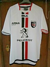 Toulouse Rugby Union Shirt XL Stade Toulousain Jersey French France BLK Peugeot