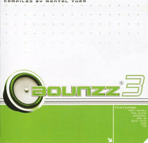 bounzz 3 compiled by mental theo ( hardcore / gabber )