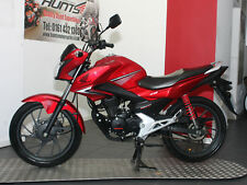 Honda CB125F (GLR125) 1 Owner. Only 1,976 Miles From New. Honda Warranty. £2,295