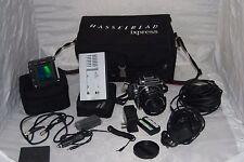 hasselblad 503 cw/80mm cf/ ixpress v96c digital back/ image bank /mint conds.