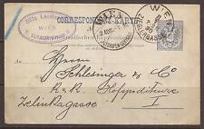 Used Postal History Austrian Stamps