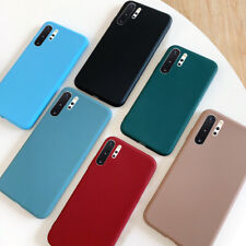 For Samsung Galaxy S10 S9 S8 Plus A70 A50 Frosted Soft Silicone Matte Case Cover