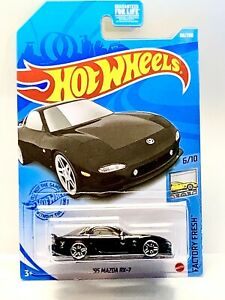 2021 Hot Wheels Factory Fresh '95 Mazda RX-7 From D Case