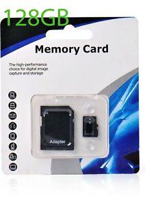 128GB Mini SD Card  Class 10 micro sd Free Adapter