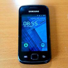 Smartphone Samsung Galaxy Gio (modello GT-S5660V) ricondizionato