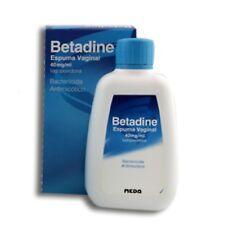 Betadine Vaginal female hygien Solution Foam 200ml antiseptic cheapest on ebay