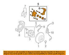 TOYOTA OEM Front Brake-Disc Caliper 4775042091