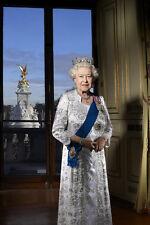 """Queen Elizabeth II Portrait   13 x 19"""" Photo Print"""
