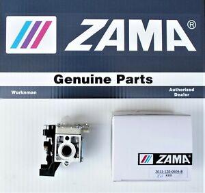 New OEM Genuine Zama RB-K93 / RBK93 CARBURETOR Carb Echo A021001690 A021001691