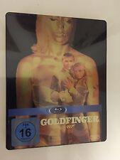 007 James Bond Goldfinger Blu Ray Steelbook Edition NEU OVP in Folie