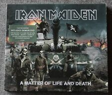 Iron Maiden, a matter of life and death, CD + DVD