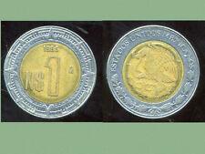 MEXIQUE 1 pesos 1995