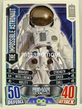 #056 The Impossible Astronaut - Alien Attax Doctor Who - 50th Anniversary