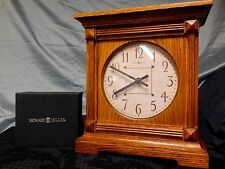 howard miller chiming mantel clock beautiful