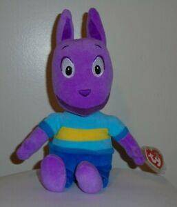 Ty Beanie Buddy - AUSTIN the Kangaroo (Backyardigans Plush)(12 Inch) MWMT