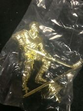 (25) Gold Plastic Hockey Trophy Toppers (Lot of 25) Sealed