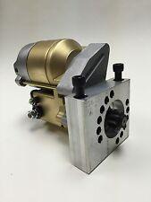OLDSMOBILE ROCKET GOLD HI TORQUE MINI STARTER 350/400/455 RATED AT 1.4KW (2hp).