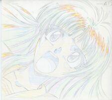 Anime Genga not Cel Miyuki-chan in Wonderland #1