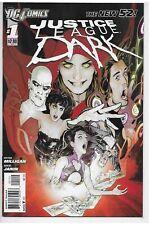 Justice League Dark #1 Second Print (2011)