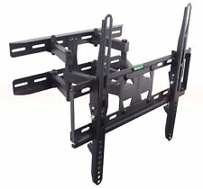 TV Wall Mount Full Motion Tilt Swivel 23 32 39 47 56 Inch LED LCD Bracket VESA