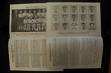 BOLTON W. V MANCHESTER UNITED FA CUP FINAL 2xDifferent 1957/58 MUNICH DISASTER