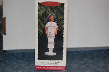 Native American Barbie Dolls of the World Hallmark Keepsake Ornament Dated 1996