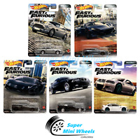 Hot Wheels Premium 2020 Fast & Furious Euro Fast K Case Set 5 Cars [In-Stock]