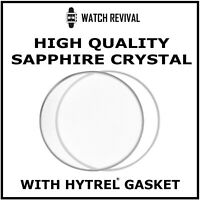 HIGH QUALITY SAPPHIRE CRYSTAL GLASS FOR ROLEX MIDSIZE 31 OYSTER PERPETUAL 67518