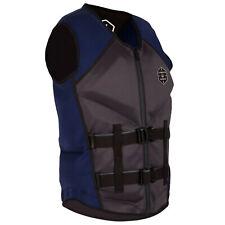 Liquid Force Watson CGA Vest - Men's - Large / Grey/Navy