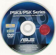 ASUS P5K PREMIUM Motherboard Drivers Installation Disk M1223