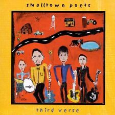 Third Verse by Smalltown Poets cd (2000, Ardent/Forefront)