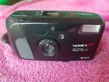 Cult Classic YASHICA T4 35mm Camera CARL ZEISS T* Tessar 3.5/35 Lens EXCEPTIONAL
