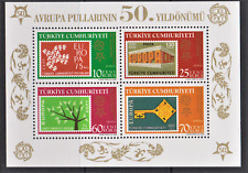 TURQUIE 2006 BLOC 50 ANS EUROPA N**  MNH NSC le timbre dans le timbre