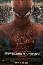 """THE AMAZING SPIDER-MAN Original Movie Poster 27"""" X 40"""" DS/Rolled - 2012"""