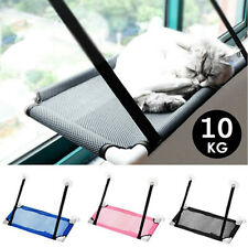 Pet Cat Window Mounted Durable Soft Seat Hammock Perch Bed Hold Up To 10Kg