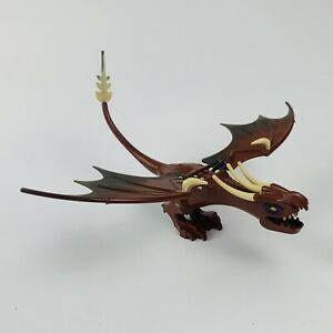 LEGO 4767 Harry Potter Hungarian Horntail Reddish Brown Dragon PLEASE READ