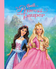 """""""VERY GOOD"""" Barbie as the Princess and the Pauper, Man-Kong, Mary; Ruby, Cliff;"""