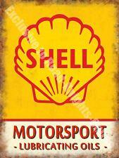 SPORT AUTOMOBILE lubrification huiles, vintage garage essence