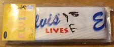 "Wrights Blanket Binding- Elvis  LIVES  2"" x 4 3/4"" yds"