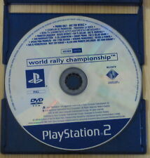 World Rally Championship - Promo Gioco Completo - New - PlayStation 2