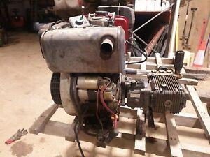 diesel pressure washer yanmar l100 AE