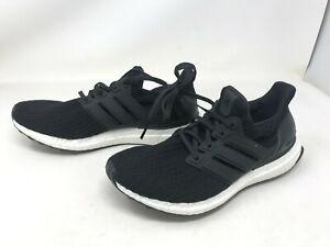 Womens Adidas (BB6149) UltraBoost 4.0 Core Black Sneakers (421T)